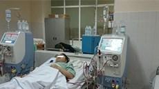 Kỹ thuật lọc máu hấp phụ trên bệnh nhân suy thận mạn tính lọc máu chu kỳ
