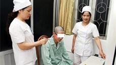 Phương pháp điều trị Laser HeNe trong bệnh Zona