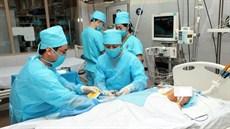 Kỹ thuật PiCCO trong đánh giá bệnh nhân phẫu thuật tim mở