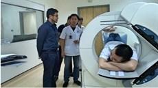 Kỹ thuật chụp xạ hình tưới máu cơ tim