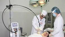 Các mặt bệnh điều trị bằng laser YAG xung dài