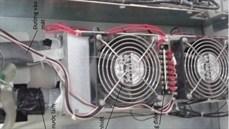 Xây dựng qui trình lắp ráp bộ làm lạnh bảo quản hóa chất trong một số máy xét nghiệm