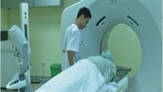 Kỹ thuật xạ trị điều biến liều dưới hướng dẫn hình ảnh trong điều trị triệt căn K thực quản 1/3 trên