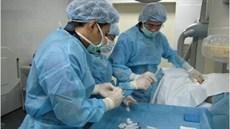 Kỹ thuật tạo Shunt cửa - chủ trong gan qua tĩnh mạch cảnh trong điều trị và dự phòng chảy máu tái phát do vỡ giãn tĩnh mạch thực quản, dạ dày ở bệnh nhân xơ gan.