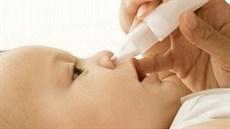 Kỹ thuật rửa mũi cho trẻ em